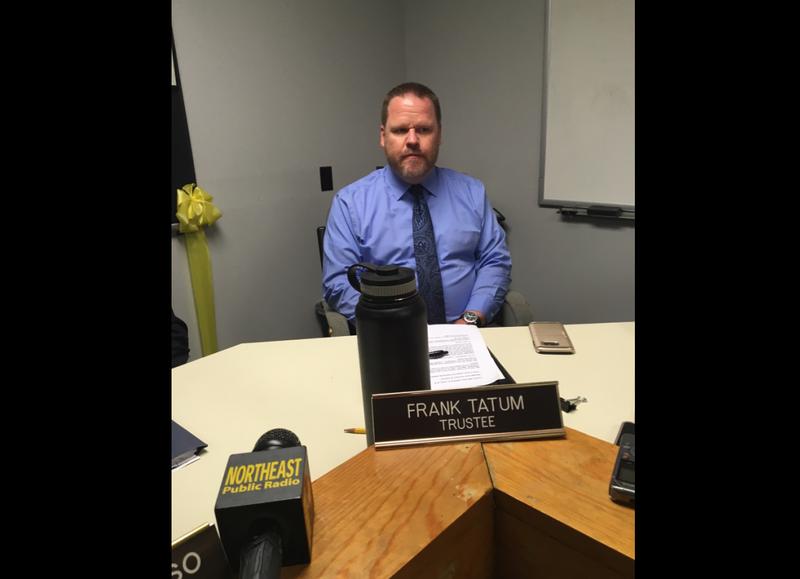 Stillwater Acting Mayor Frank Tatum