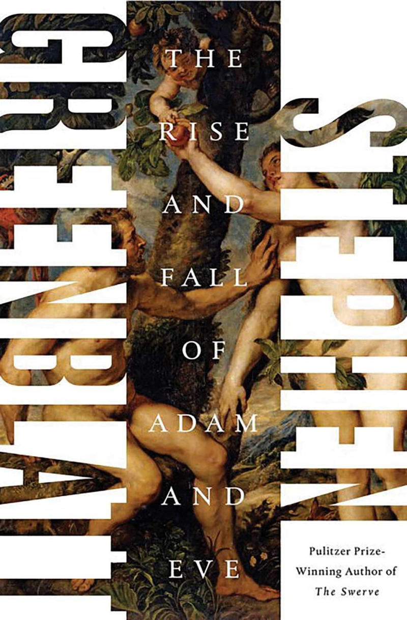 Book Cover - The Rise and Fall of Adam and Eve