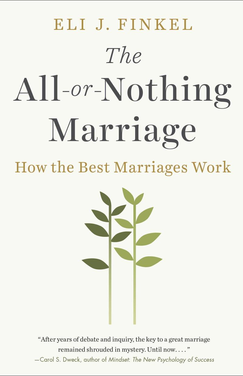 Book Cover - The All or Nothing Marriage