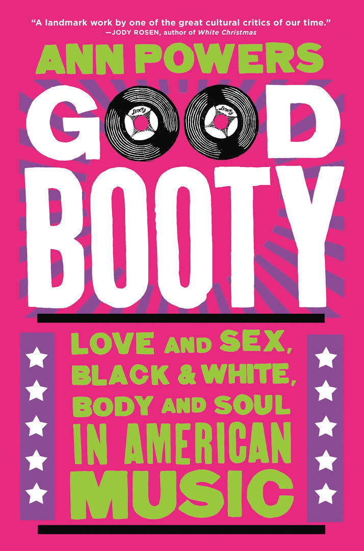 Book Cover - Good Booty