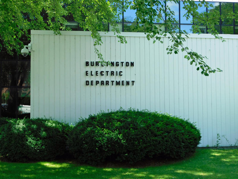 Burlington Electric headquarters