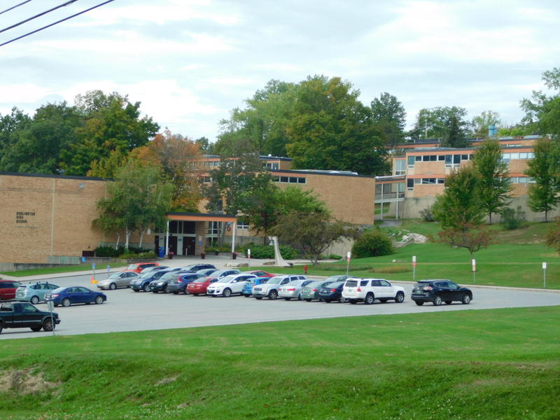 Burlington High School, Burlington, Vermont