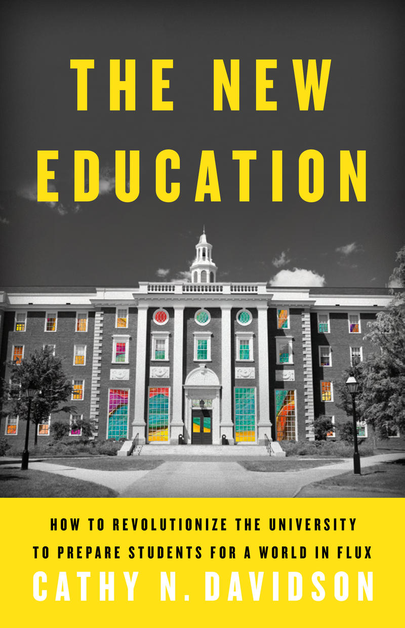 Book Cover - The New Education