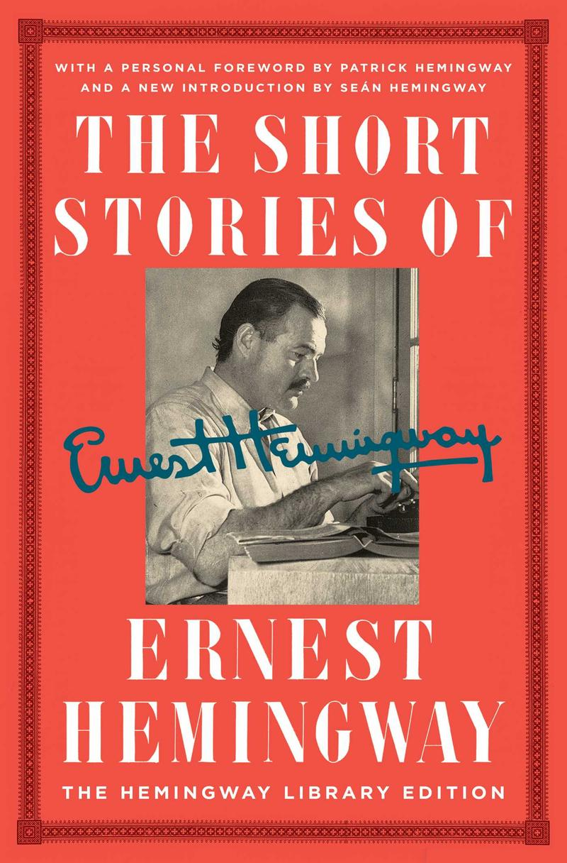 The Short Stories of Ernest Hemingway cover