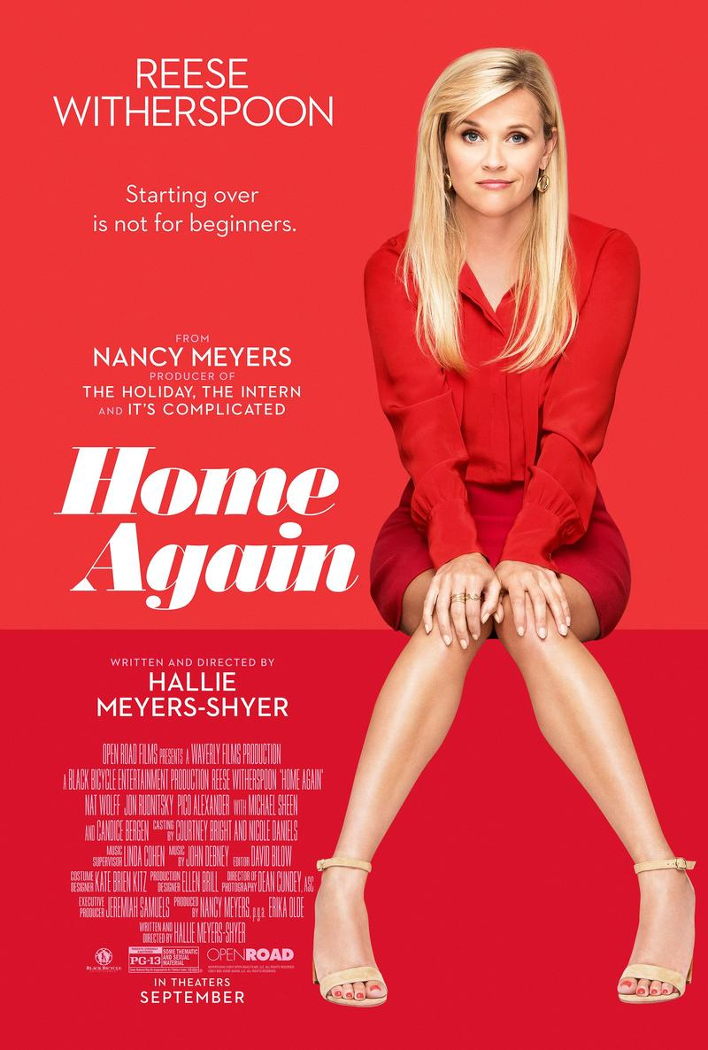 Movie Poster - Home Again