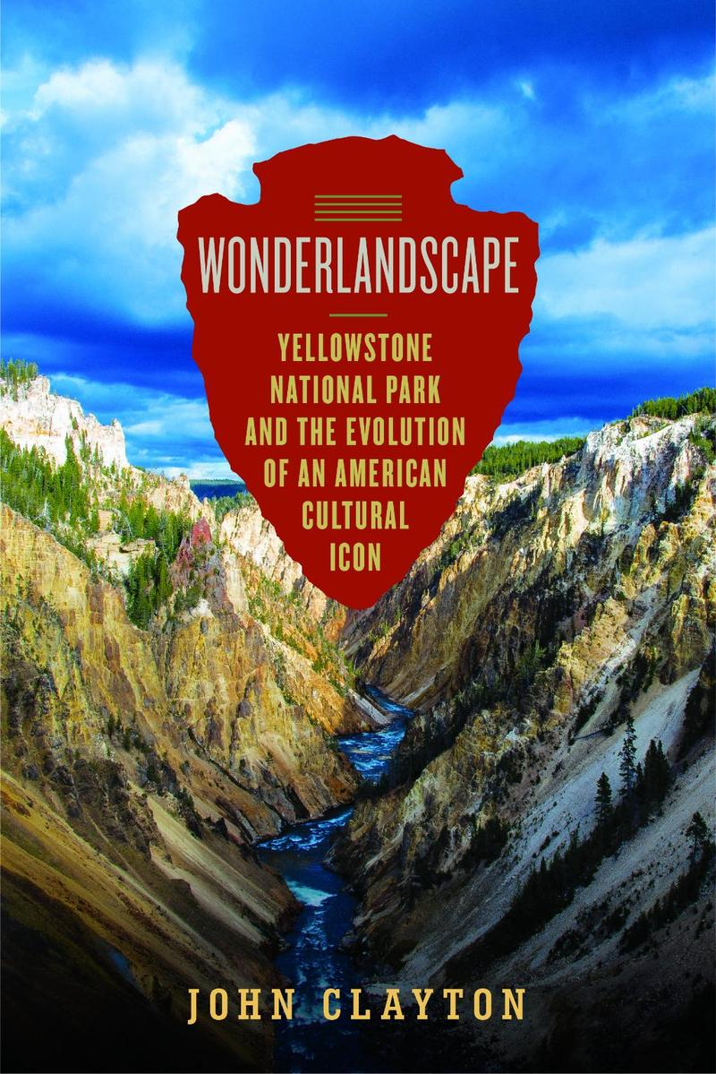 Book Cover - Wonderlandscape