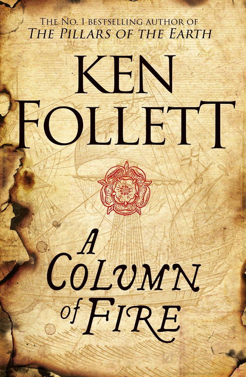 Book Cover - A Column of Fire