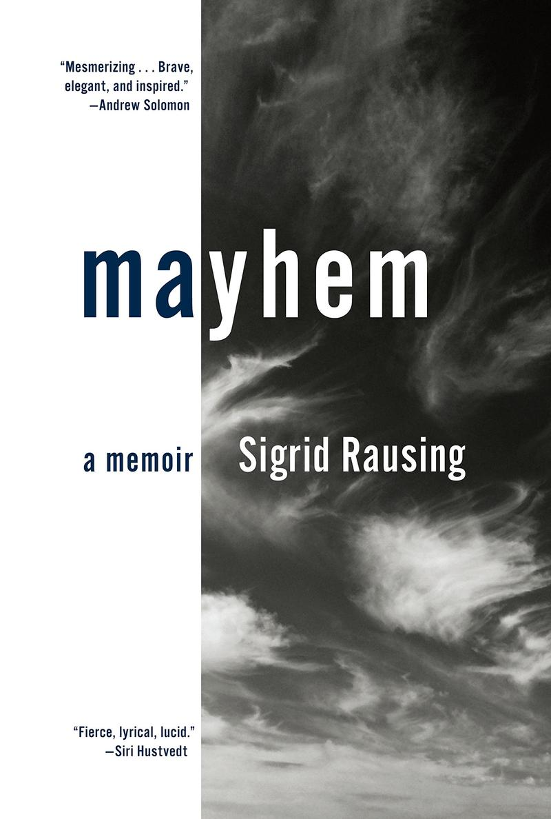 Book Cover - Mayhem: A Memoir