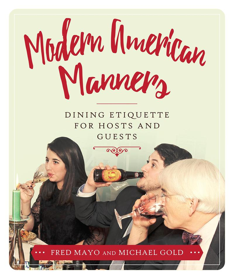 Book Cover - Modern American Manners