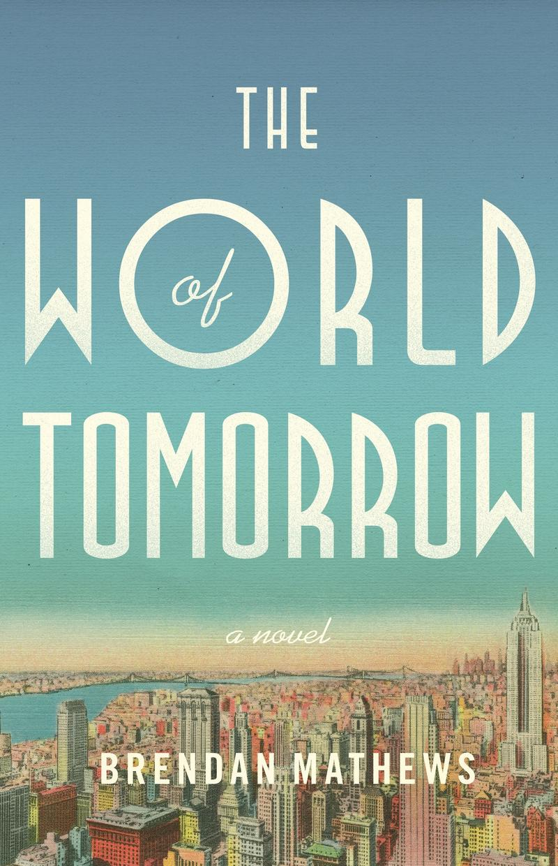 Book Cover - The World Of Tomorrow