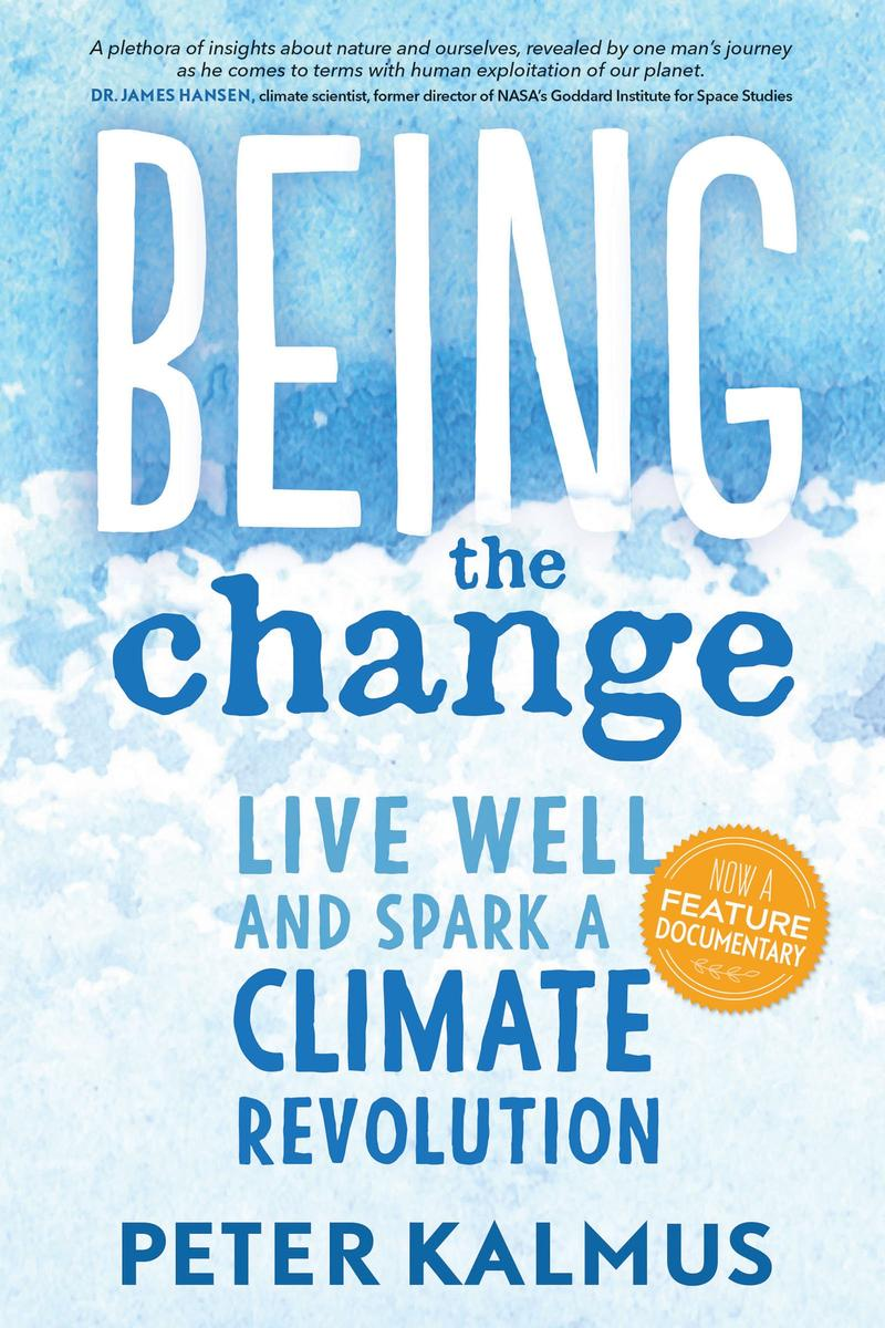 Book Cover - Being the Change