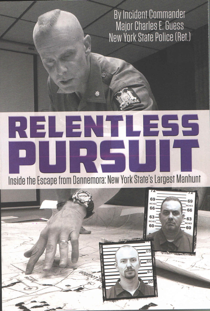 Relentless Pursuit book cover
