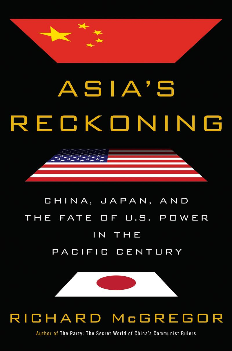 Book Cover - Asia's Reckoning