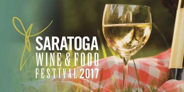 Logo - Saratoga Wine & Food Festival