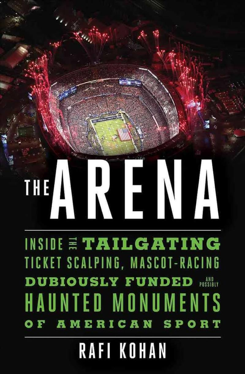 Book Cover - The Arena