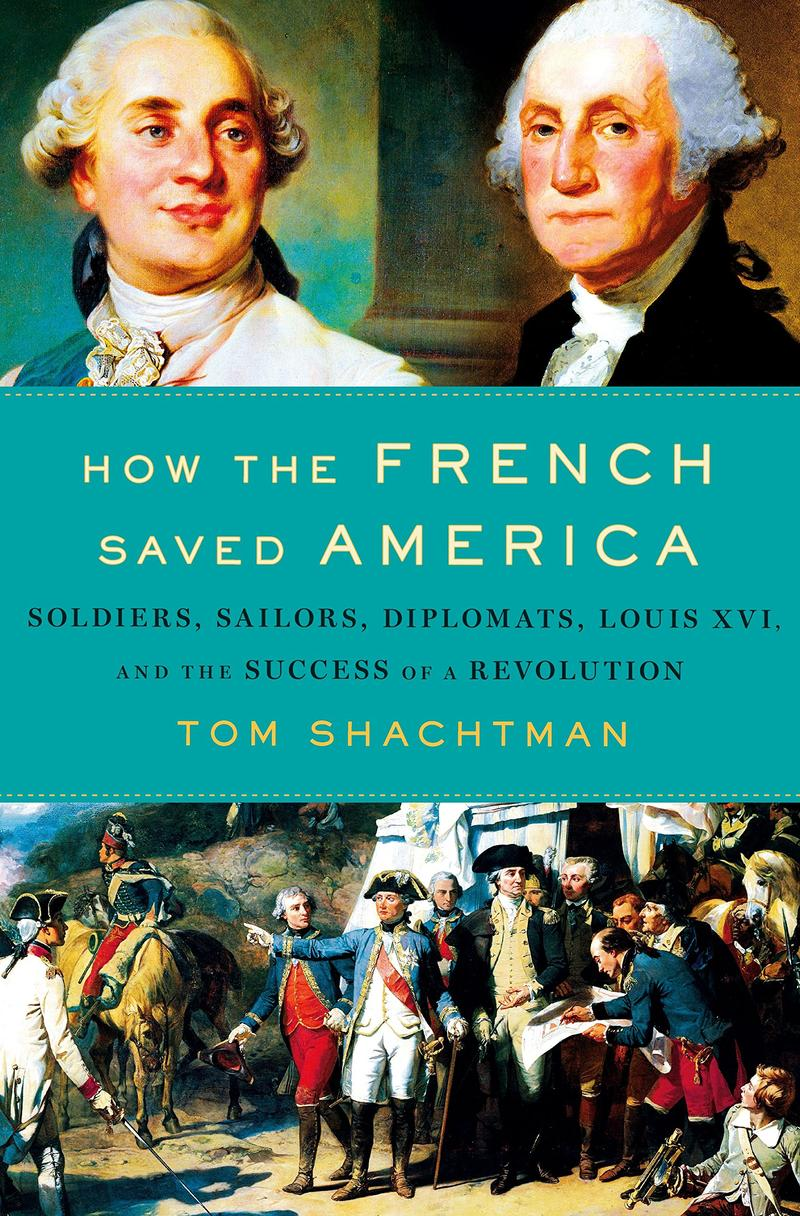 Book Cover - How the French Saved America