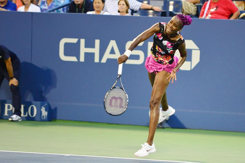Tennis Player Venus Williams