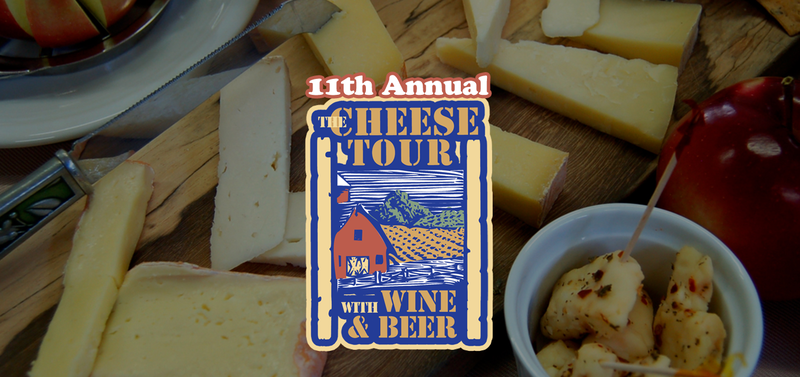 Washington County Cheese Tour logo image from website
