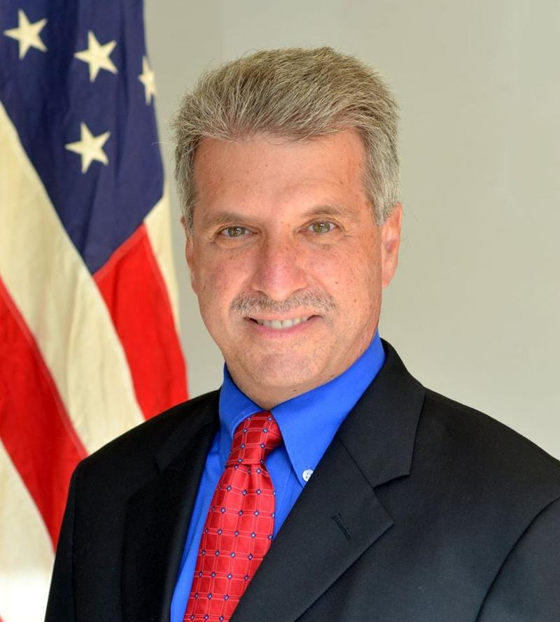 Albany County Legislator Frank Mauriello