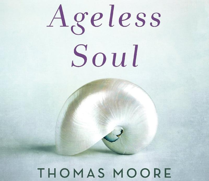 Book Cover - Ageless Soul