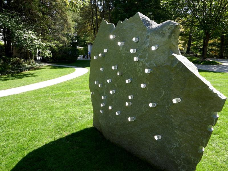 William Carlson; Fenestral; SculptureNow Nexus at The Mount