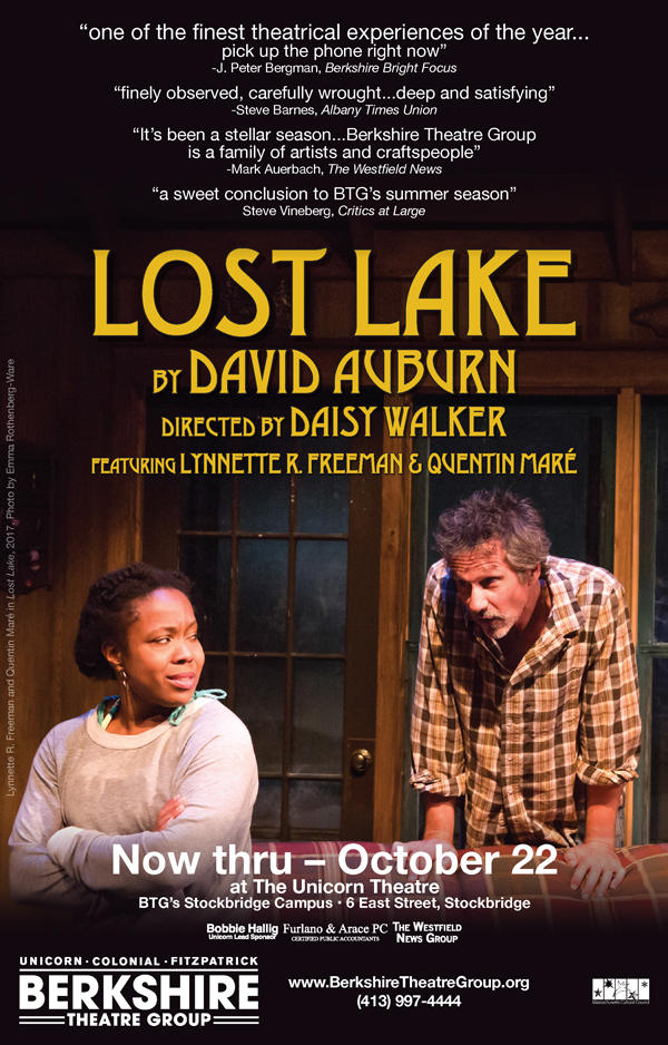 Theatre Poster - Lost Lake