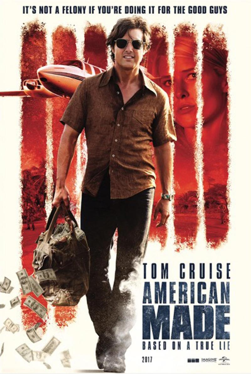 Movie Poster - American Made