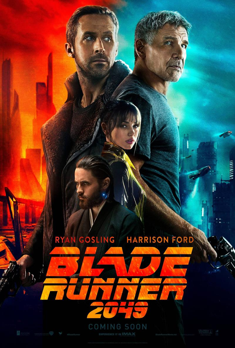 Movie Poster - Blade Runner 2049