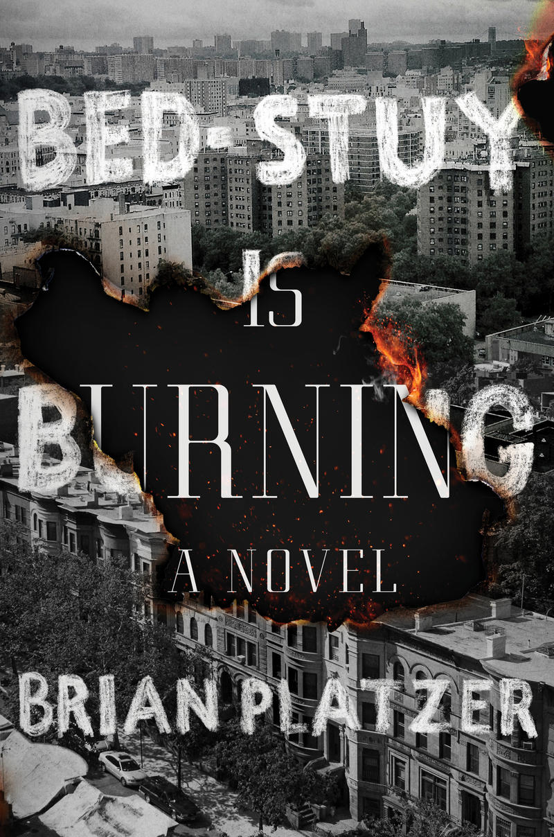 Book Cover - Bed-Stuy is Burning