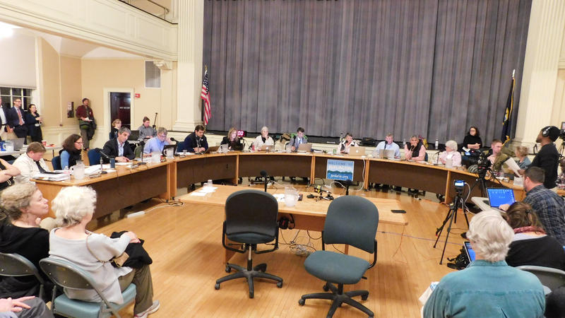 Burlington City Council considers Burlington Town Center resolution