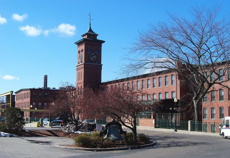 Clocktower Place, Nashua, NH