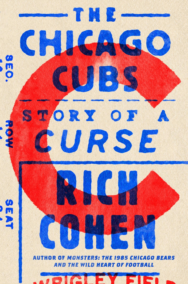 Book Cover - The Chicago Cubs: Story of a Curse