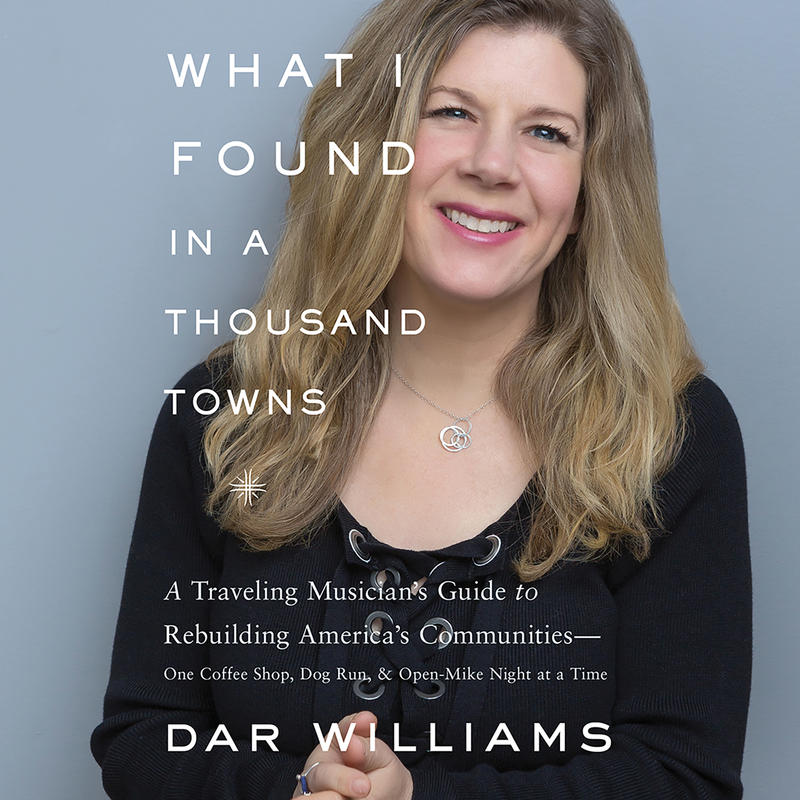 Book Cover - What I Found in a Thousand Towns