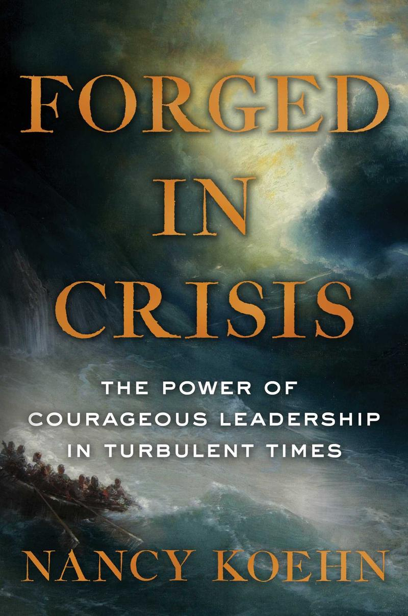 Book Cover - Forged in Crisis