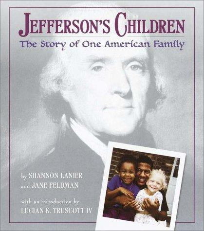 Book Cover - Jefferson's Children