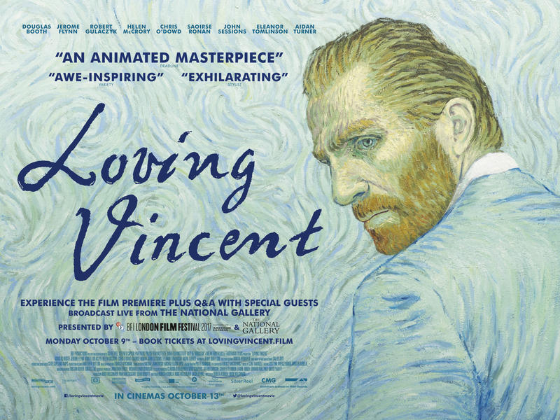 Movie Poster - Loving Vincent