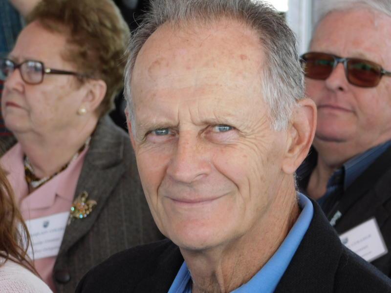 Former Burlington Mayor Bob Kiss