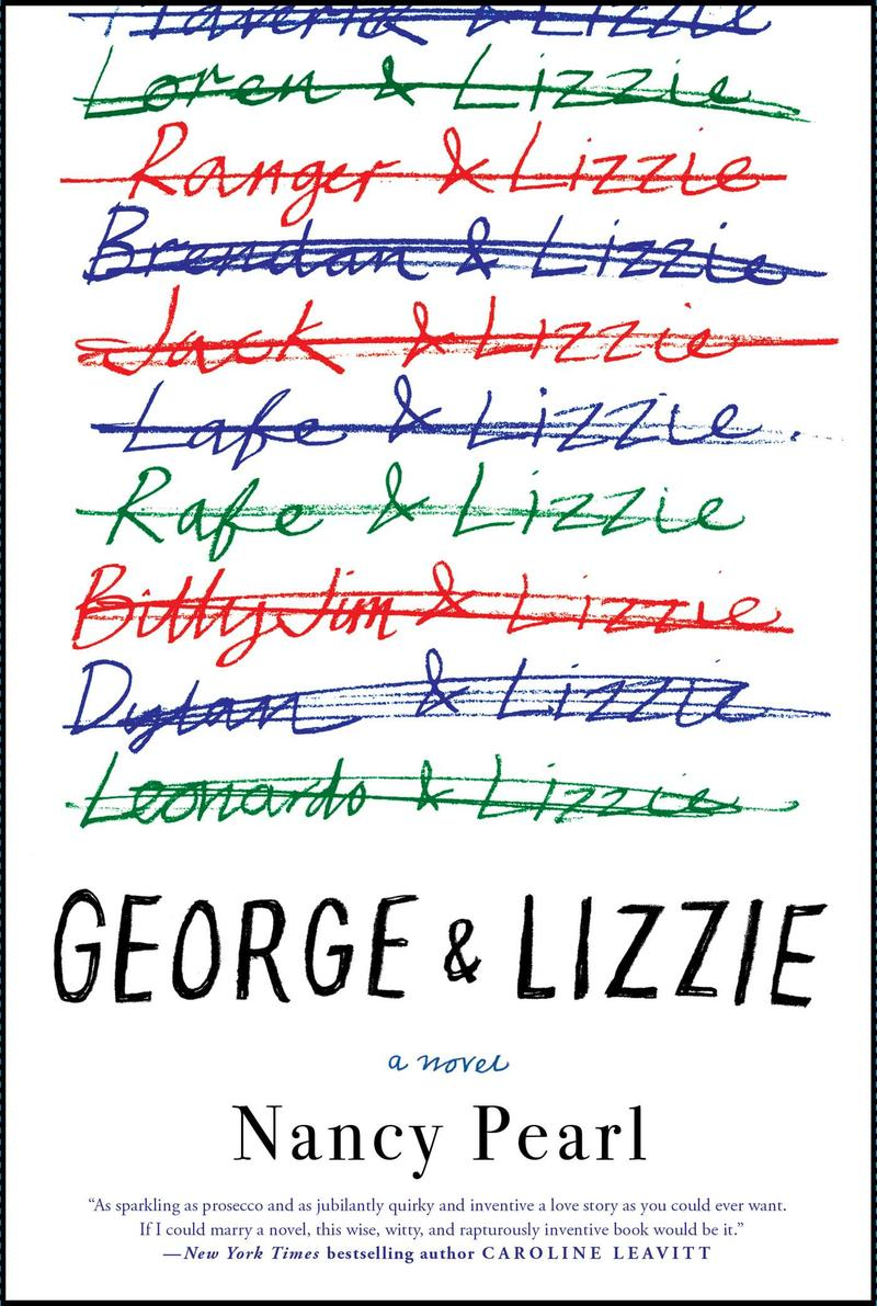 Book Cover - George & Lizzie