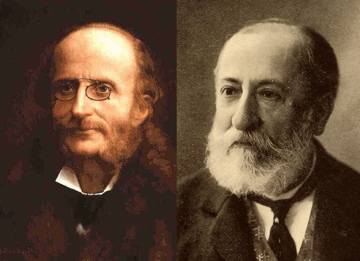 Offenbach and Saint-Saëns