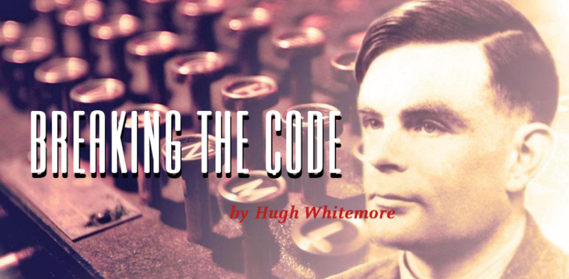 Breaking the Code artwork