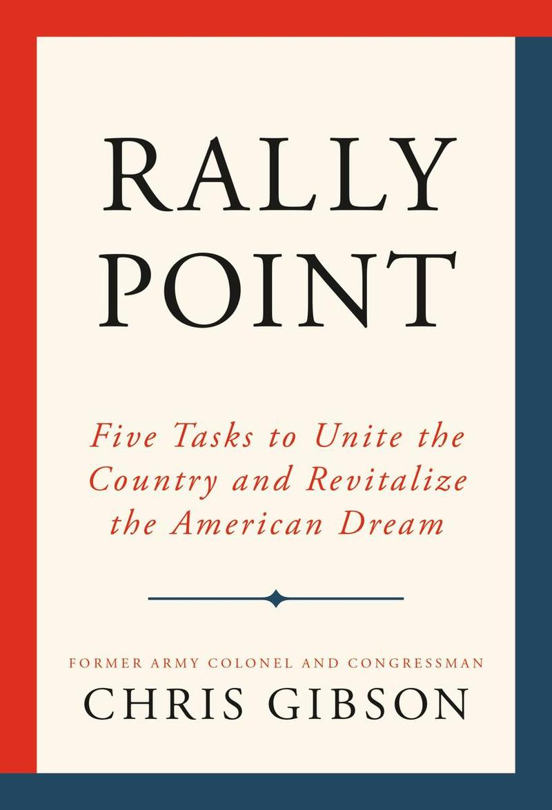 Book Cover - Rally Point