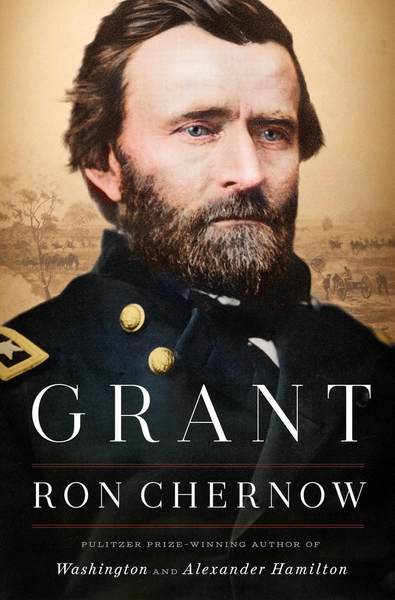 Book Cover - Grant
