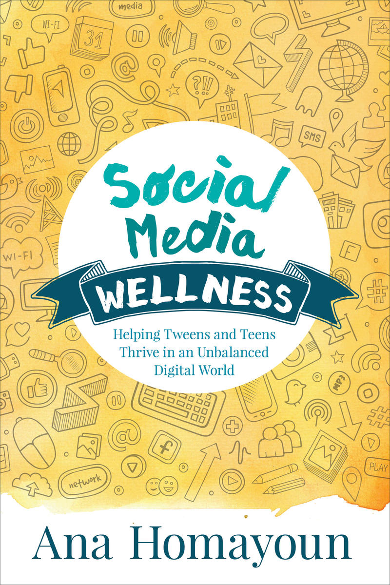 Book Cover - Social Media Wellness