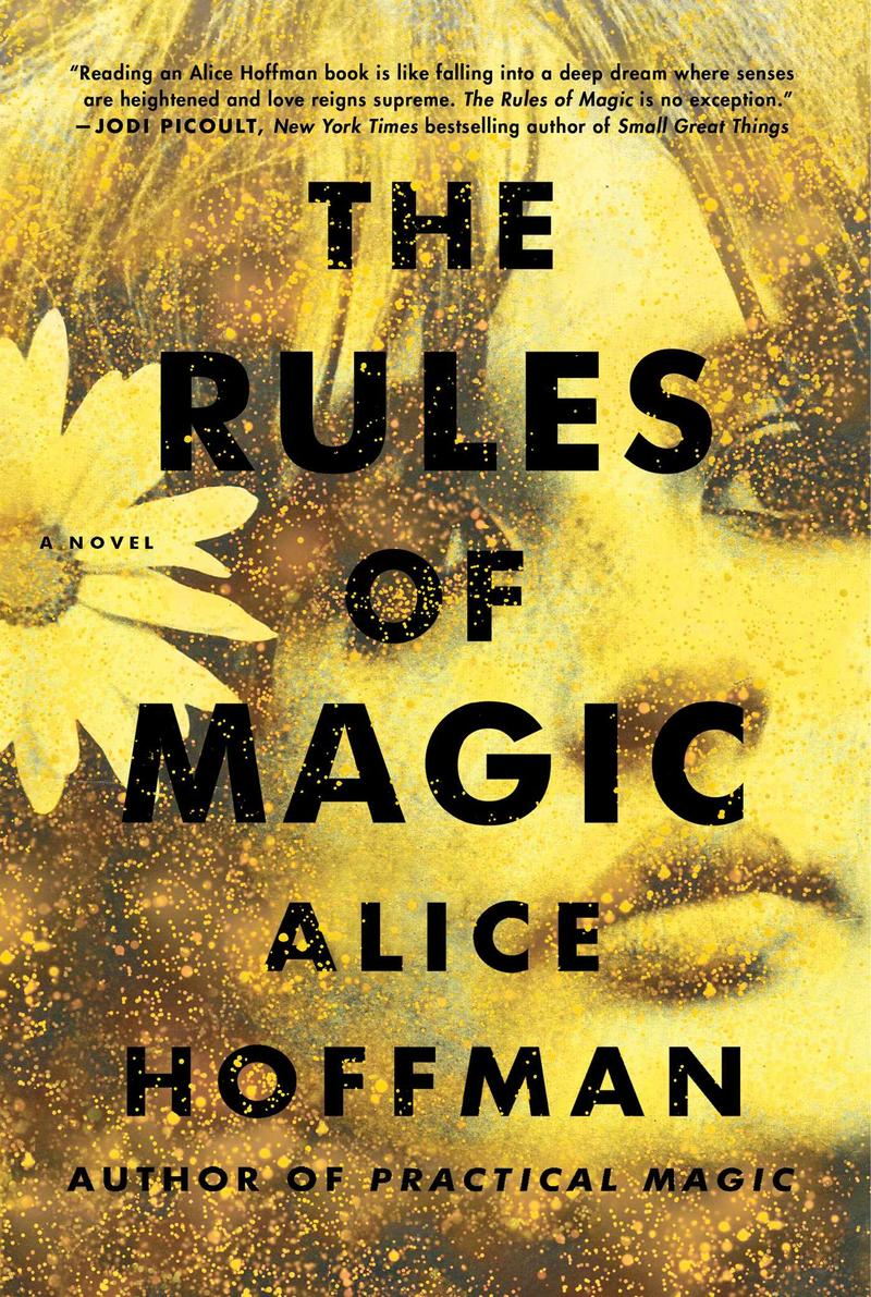 Book Cover - The Rules of Magic