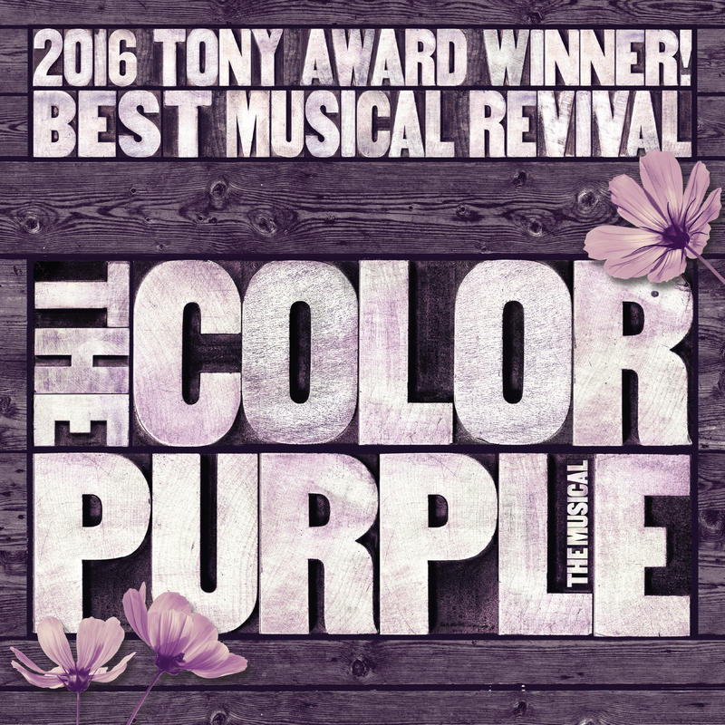 The Color Purple logo