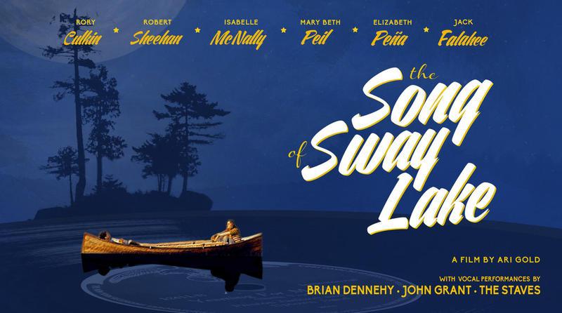 The Song of Sway Lake artwork