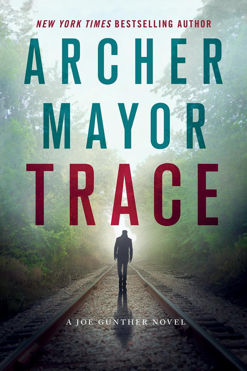 Book Cover - Trace