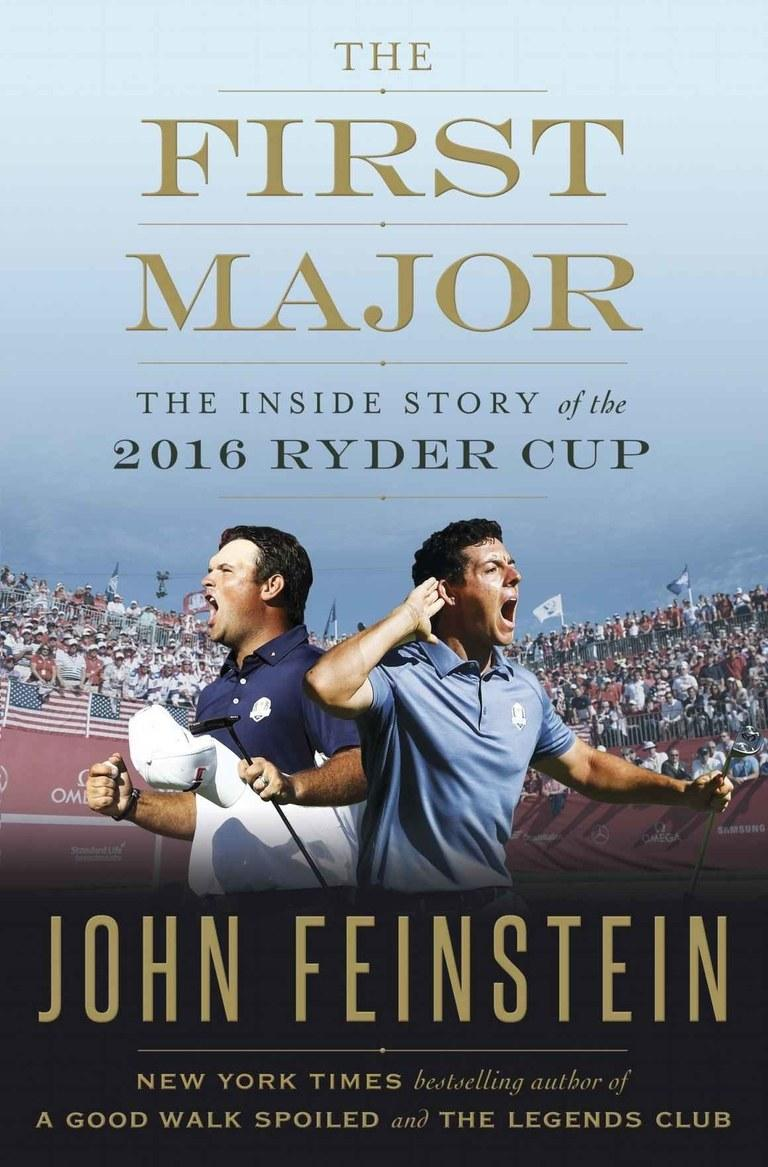 Book Cover - The First Major