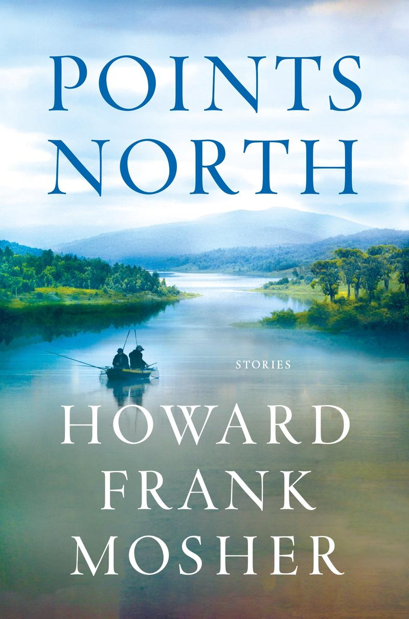 Book Cover - Points North