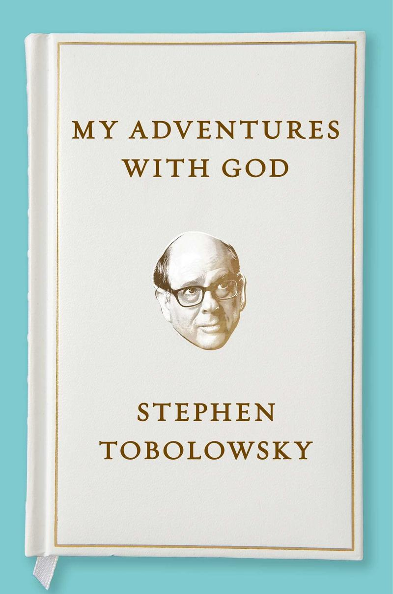 Book Cover - My Adventures With God